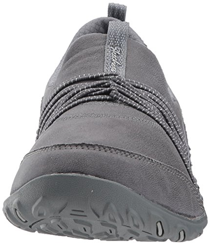 Women's Empress Sneaker Lets Skechers Charcoal Real BE wPnqdO