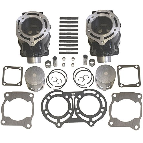 Yamaha Banshee 350 Stock Bore Cylinder Piston Motor Engine Top End Rebuild Kit