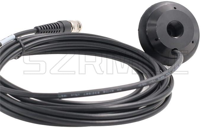 SZRMCC 22720 Radio Base Whip Antena de Montaje en poste BNC ...