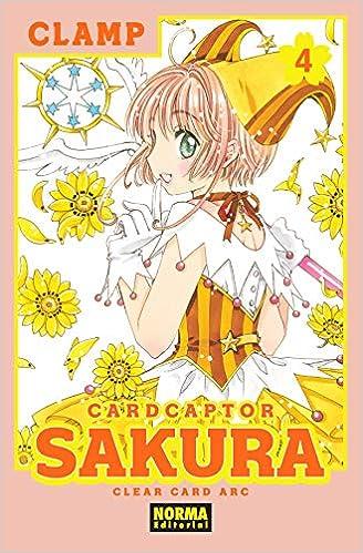 Card Captor Sakura Clear Card Arc 04 por Clamp