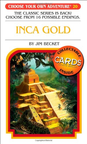 Inca gold (choose your own adventure ebook / download / online id.