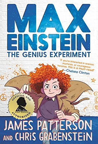 Books : Max Einstein: The Genius Experiment