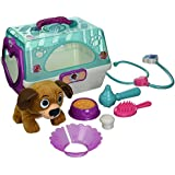 Doc McStuffins Just Play Toy Hospital Pet Carrier Findo Plush