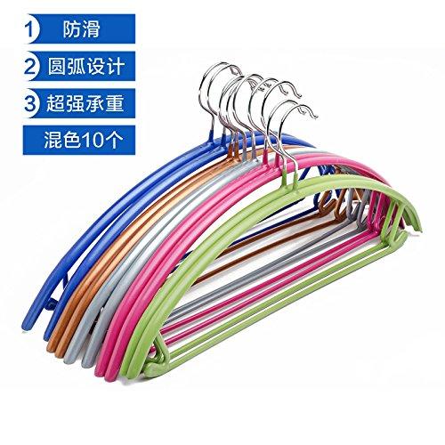 U-emember Non-Marking, Non-Slip Hanger Coat Hanger Clothes P