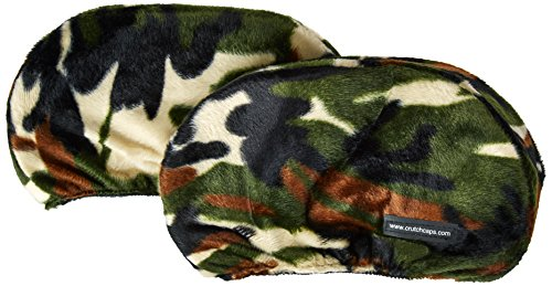 Crutch Caps Adults Underarm Camouflage product image