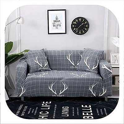 New face Funda para sofá elástica, Color Beige, para sofá o ...