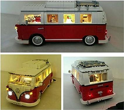 vw mini volkswagen camper shop van nisb item building new sets set lego
