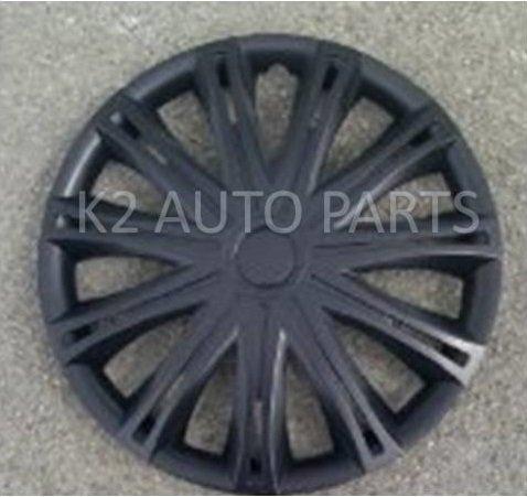 14 Spark Black Wheel Trims//Hub Caps 2004-2011 KIA PICANTO Set of 4