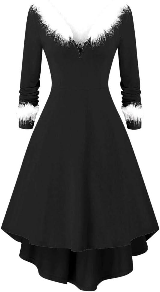 Moonuy Femme Vintage Dentelle Bodycon Cocktail Robe De Soirée Slim Dress Longue Volants Asymétrique Vintage Steampunk Unique Robe de sirène Haute