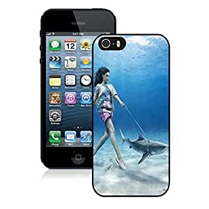 For SamSung Galaxy S4 Case Cover CaCustomized Kitten Scouting New Fashion PC Black Hard