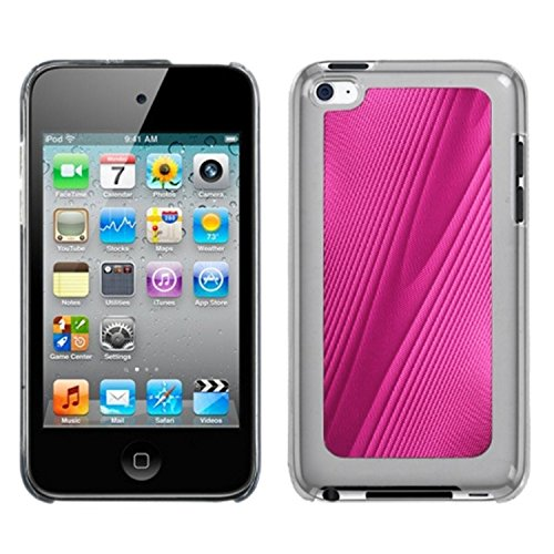 MyBat Hot Pink Cosmo Back Protector Faceplate Cover For APPLE iPod touch(4th generation)