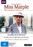 Agatha Christie's Miss Marple Complete TV Series Collection | 12 Discs | NON-USA Format | PAL | Region 4 Import - Australia