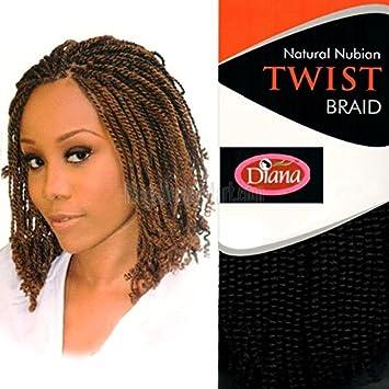 Amazon Nubian Twist Diana Natural Nubian Twist Braid 1b Beauty