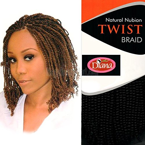 Nubian Twist Diana Natural Twist Braid 1B product image