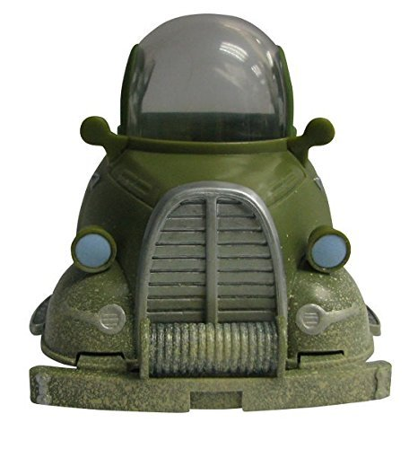 Planet 51 Movie Toy Vehicle Military Truck by Planet