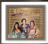 3 Reinas De La Cancion Ranchera Alicia Juarez/marcela Galvan/dora Mari...