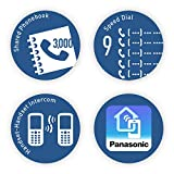 Panasonic Link2Cell Bluetooth Cordless Phone System