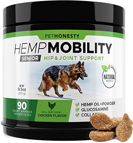 Senior Hemp Mobility Hip