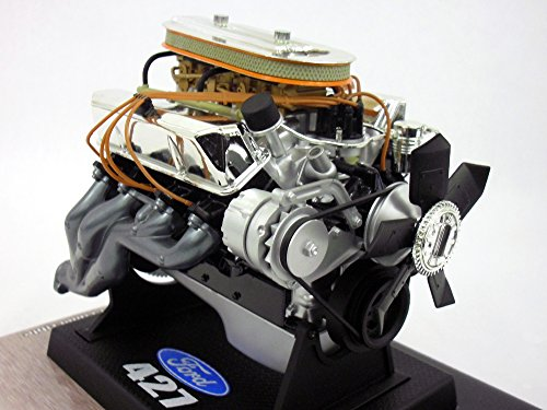 427 Wedge Engine 1/6 Scale Diecast Metal and Plastic Engine Model