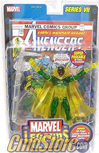 Marvel Legends Action Figures Series 7 Phasing Vision Variant