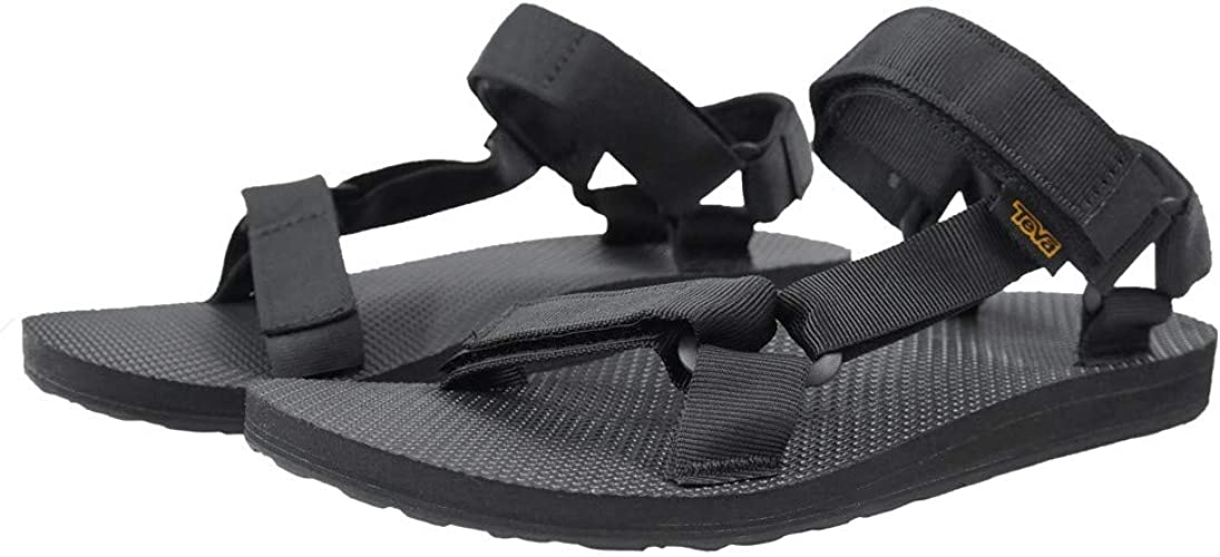 Men/'s TEVA Original Universal Sandal Charcoal CHRC 1004006