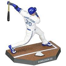 "Imports Dragon ID279C Baseball Figures Josh Donaldson Toronto Blue Jays Baseball Figure, 6"""
