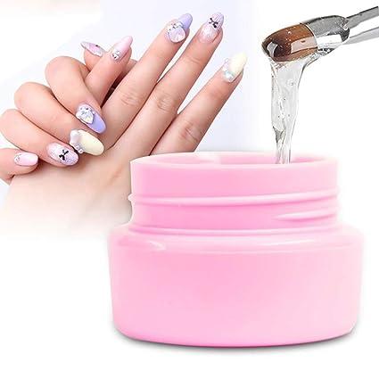 Pegamento de uñas de gel de 6 ml de Pawaca, para decoración ...