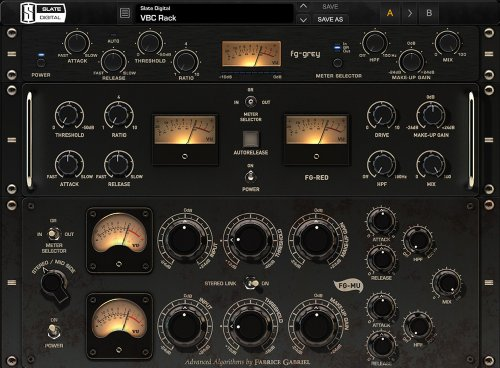 Buss Compressor (Slate Digital Virtual Buss Compressors VBC (iLok 2)