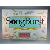 SongBurst: The Complete-The-Lyric Game 50's & 60's Edition