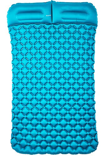 20 Best Double Sleeping Pads For Camping In 2019