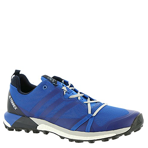 adidasAdidas Outdoor - Terrex Agravic Hombres, Col. Navy, Blue Beauty, Grey Two, 11.5 D(M) US