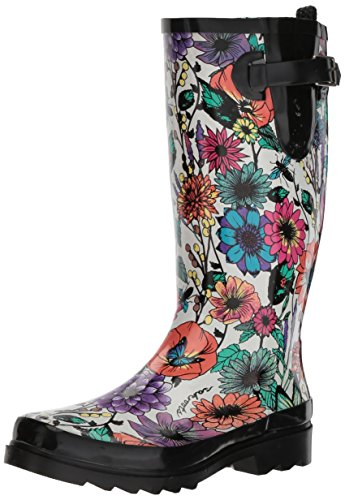 Sak Kvinders Rytme Regn Støvler Optik I Flor ouaW8AkcP