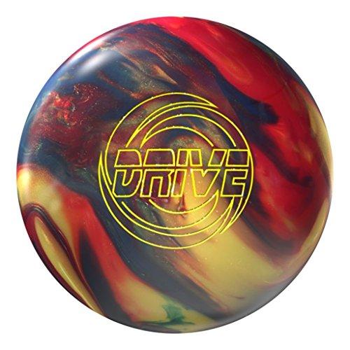 Storm-Drive-Bowling-Ball-GoldNavyRed-Hybrid-15lbs