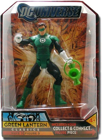 DC Universe Classics Series 3 Action Figure Hal Jordan (Green ()