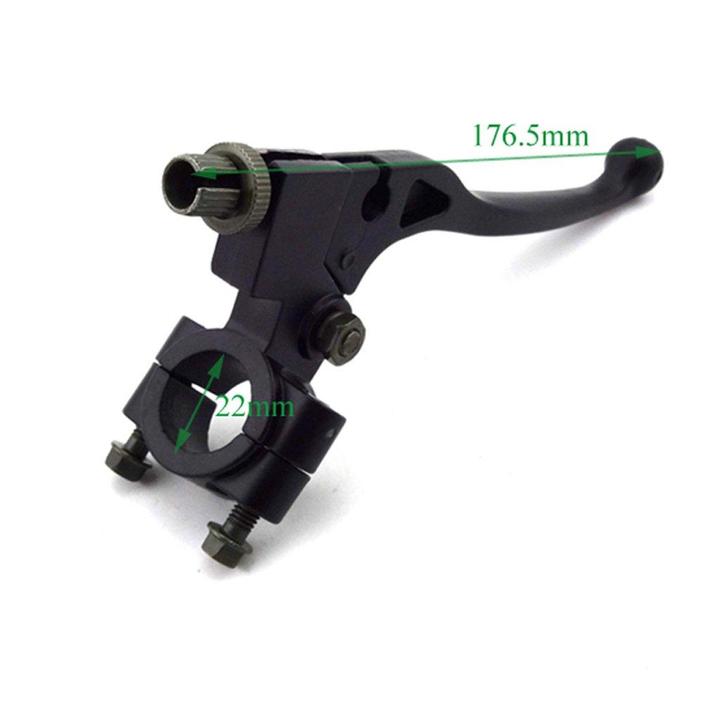 Stoneder manico frizione persico leva per Thumpstar SSR taotao Roketa Dirt Pit motore bici