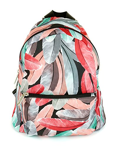 Clearance sale!Stylish Mini Backpack with Fashionable Printed Pattern for Street Snap,Daily Use