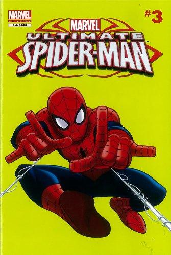 Read Online Marvel Universe Ultimate Spider-Man Comic Reader 3 PDF