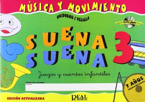 Descargar Libro Suena Suena 3, Juegos Y Cuentos Infantiles, Para 7 Años Natalia Velilla