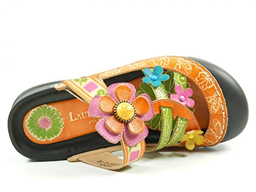 Laura Vita Phenix Cx0810-2 Arancione