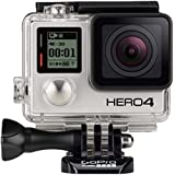 GoPro HERO4 BLACK 4K Action Camera at amazon