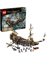 日亚:LEGO 乐高 加勒比海盗系列 71042 沉默玛丽号 16944日元(约¥1170) 气势磅礴的海盗船,直邮到手好价。