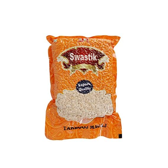Swastik Watermelon Seeds (Magaj) - 1 Kg (Vacuum Pack)
