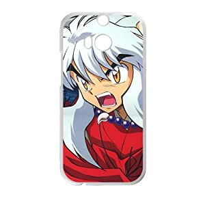 Inuyasha unique red cloth boy Cell Phone Case for HTC One M8
