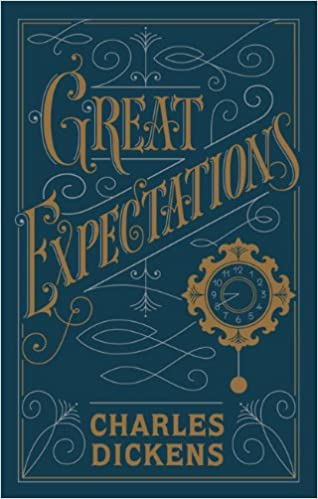 A book report on charles dickens great expectations