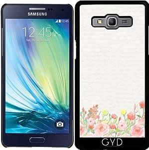 Funda para Samsung Galaxy A5 (SM-A500) - Flowermeadow - Acuarela by UtArt
