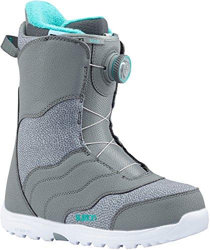 Burton Mint BOA Snowboard Boots Womens Sz 7 ()