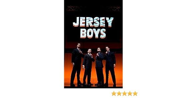 Jersey Boys Movie Poster 24inx36in