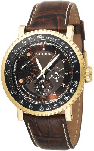Nautica Men's N12538G Latitude Multi-Function Watch
