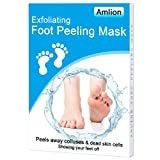 Foot Peel Mask for Baby Soft Feet,Exfoliating Foot Mask for Dead Skin & Callus Remover, Smooth and Healthy Skin,Moisturizing and Nourishing