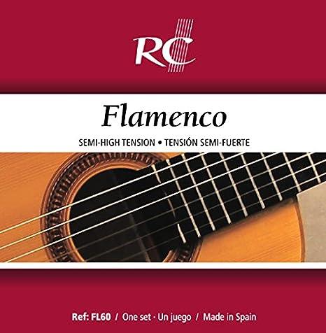 Royal Classics Flamenco Basspak - Juego de cuerdas para guitarra ...